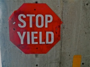 stop-yield